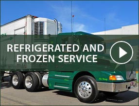 Refrigerated & Frozen Services