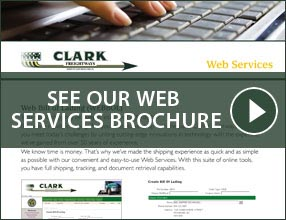 See our Web Services Brochure